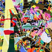 Wiping Out The Language Of Amalek 9dbj Art Print
