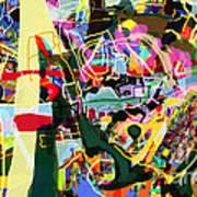 Wiping Out The Language Of Amalek 9dbk Art Print