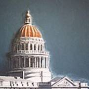 State Capitol Art Print