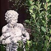 Statue 1 Art Print
