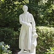 Statue 13 Art Print