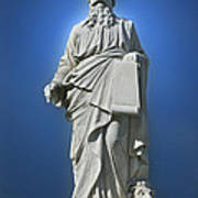 Statue 23 Art Print by Thomas Woolworth