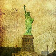 Statue Of Liberty Art Print