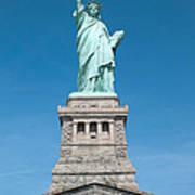 Statue Of Liberty II Art Print