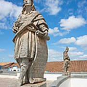 Statues Of Prophets Art Print
