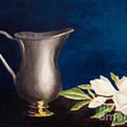 Steel Magnolias Art Print