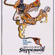 Steppenwolf, Poster Art, 1974 Art Print