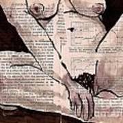 Sterility 387 Art Print