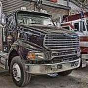 Sterling Truck Art Print