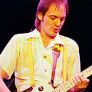 Steve Marriott - Humble Pie At The Cow Palace S F 5-16-80  Art Print