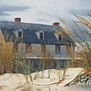 Stevens House Art Print