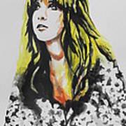 Stevie Nicks 02 Art Print