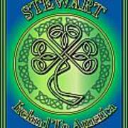Stewart Ireland To America Art Print