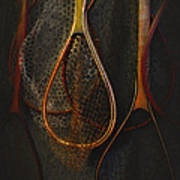 Still Life - Fishing Nets Art Print