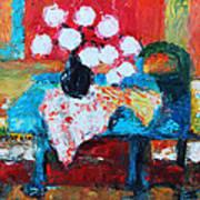 Still Life In Studio 1 Art Print by Becky Kim