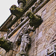 Stirling Castle Detail Art Print