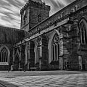 St.johns Kirk Perth Art Print