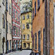 Stockholm 15 Art Print by Yury Malkov