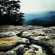 Stone Mountain Art Print