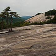 Stone Mountain State Park North Carolina 01 Art Print