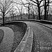 Stone Road And Path Art Print