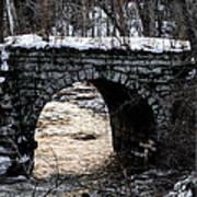 Stoney Bridge Art Print