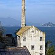 Storehouse Alcatraz Island San Francisco Art Print