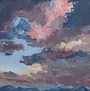 Storm A Brewin Art Print