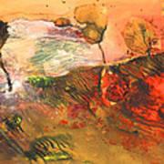 Storm At Sunup Art Print