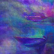 Storm Boats Art Print