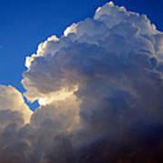 Storm Clouds 3 Art Print