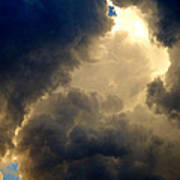 Storm Clouds 6 Art Print