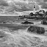 Storm Coming Print by Jon Glaser