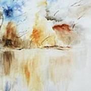 Storm Art Print by Draia Coralia