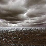 Storm Front Art Print by Mark Rogan