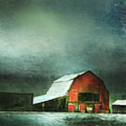 Storm Art Print by Theresa Tahara