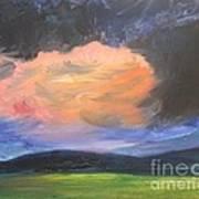 Stormchaser Art Print by PainterArtist FIN