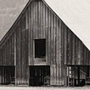 Story Of The Barn Art Print