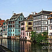 Strasbourg France Art Print