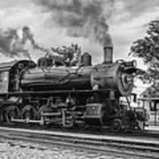 Strasburg Rail 475 Art Print
