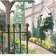 Stratford 20x16 Art Print