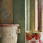 Strawberry Jam  Art Print