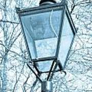 Street Lamp Art Print