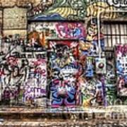 Street Life Art Print