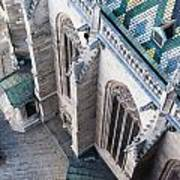 St.stephan Cathedral - Vienna -  Austria Art Print