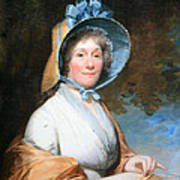 Stuart's Henrietta Marchant Liston Or Mrs. Robert Liston Art Print