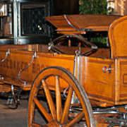 Studebaker Centennial Wagon Art Print