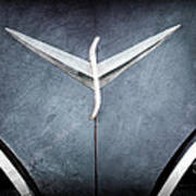 Studebaker Emblem Art Print