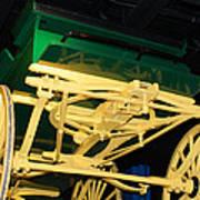 Studebaker Wagon Art Print