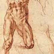 Studies For Haman Art Print